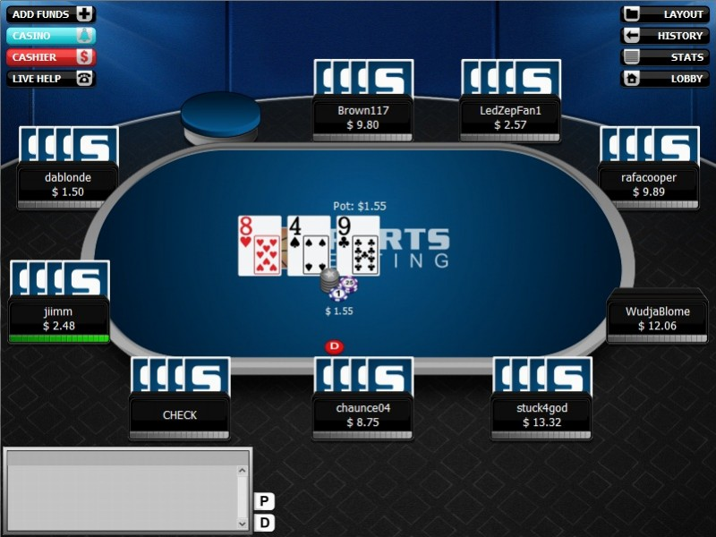 free online poker sites reviews